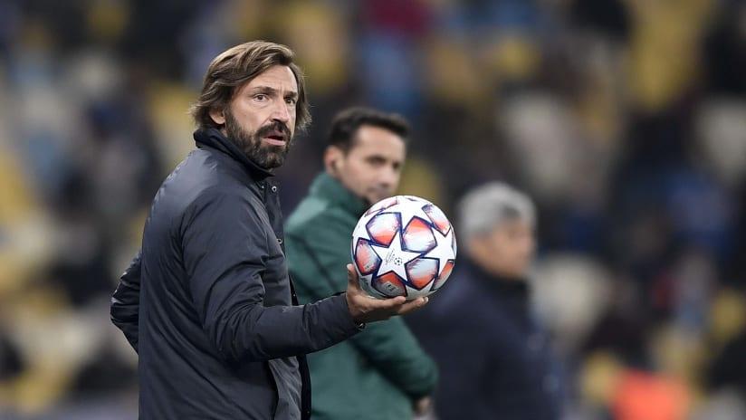 Dinamo Kiev - Juventus | Pirlo: «Avevamo bisogno di una vittoria così»