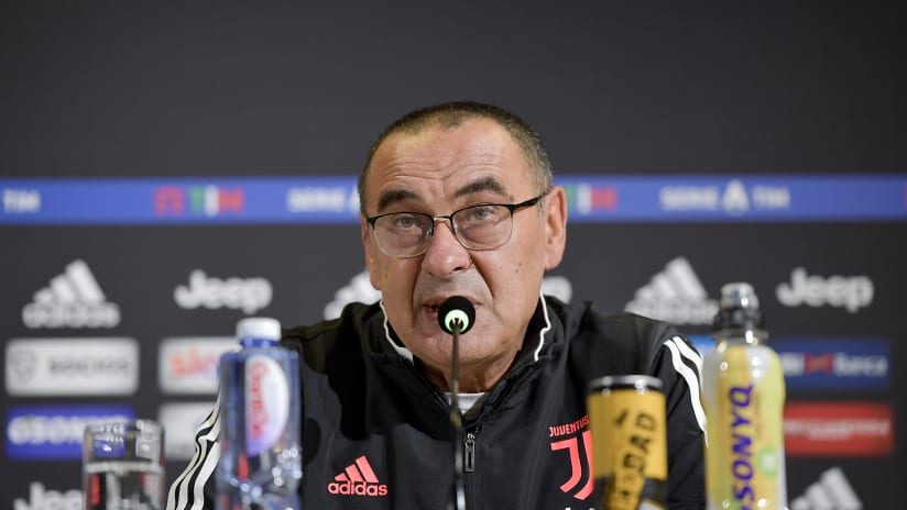Press conference | The eve of Juventus - Milan