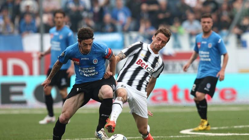 Novara-JuveMarchisio