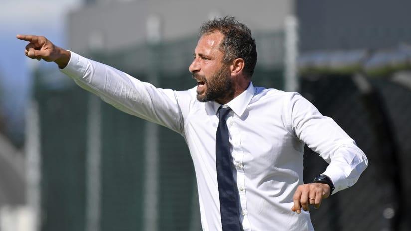 U19 | Juventus - Milan | La soddisfazione di Mister Bonatti