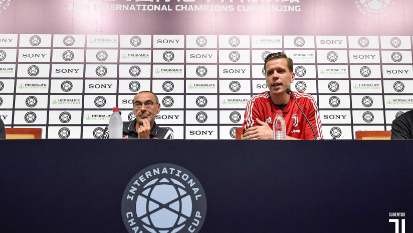 Conferenze stampa | La vigilia di Juventus - Inter