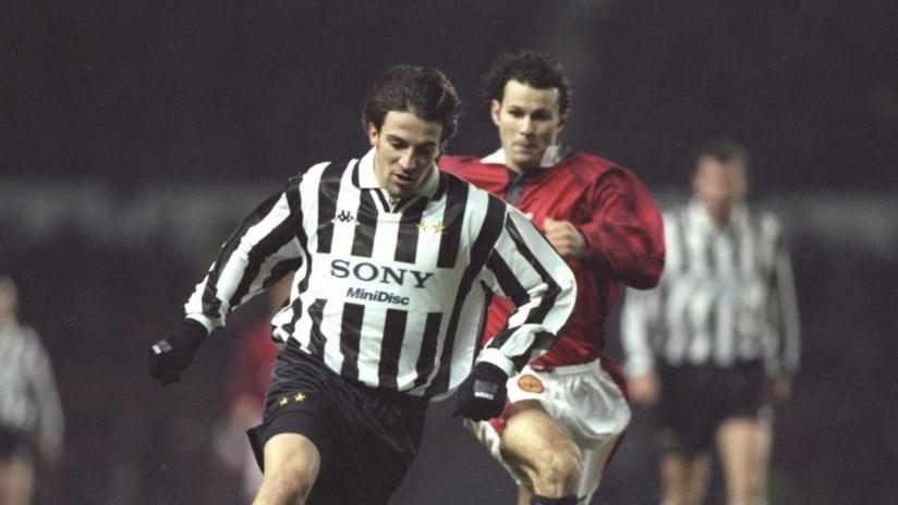 Classic match UCL | Manchester Utd-Juventus 0-1 96/97