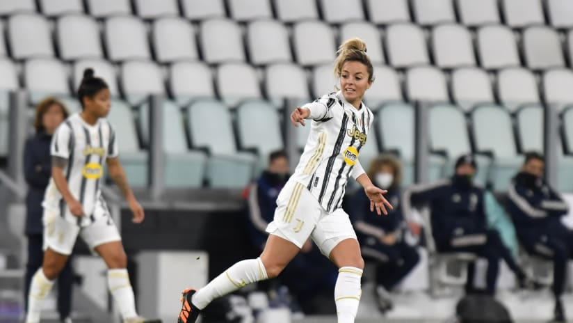 Women | Rosucci renews with Juventus!