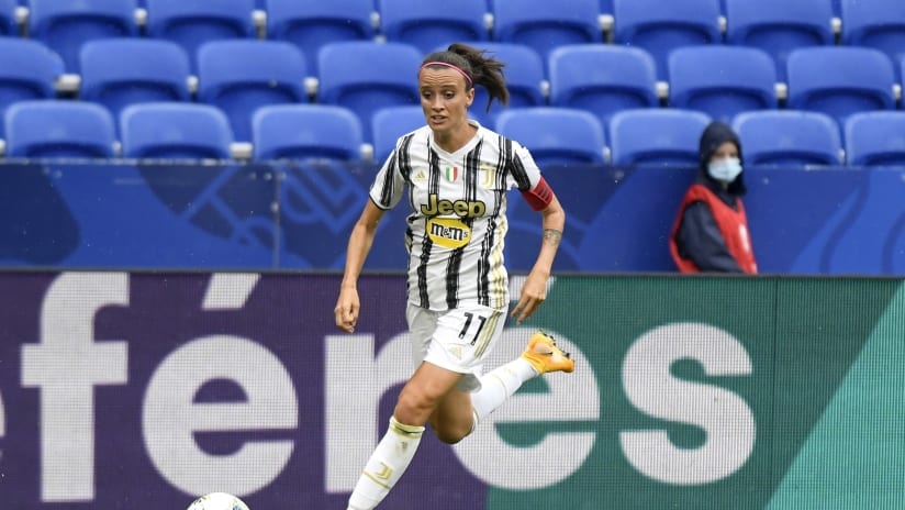 LIVE Women | Amichevole | Lione - Juventus