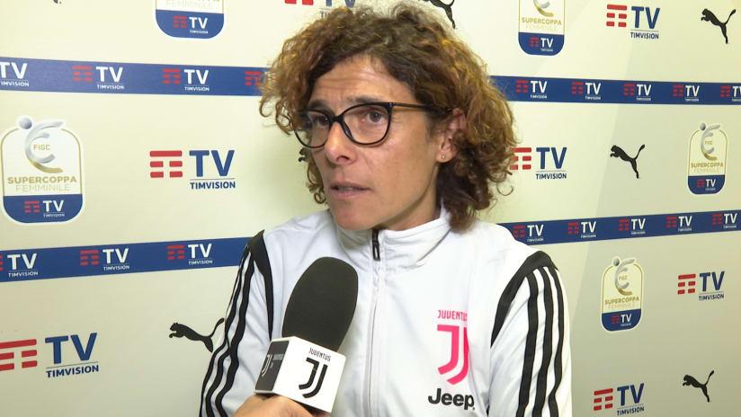 Women | Juventus - Fiorentina | Guarino: «Domani non dovrà mancare la determinazione»