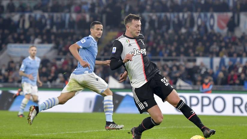 Pitchside view | Matchweek 15 | Lazio - Juventus