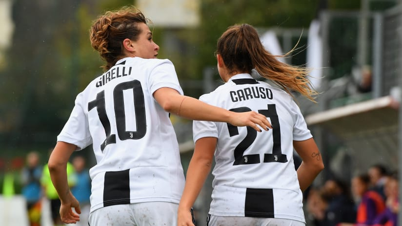 Women | Highlights Coppa Italia | Castelvecchio - Juventus