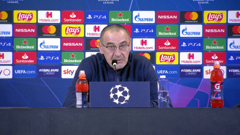 Conferenze stampa | Post Juventus - Atletico Madrid