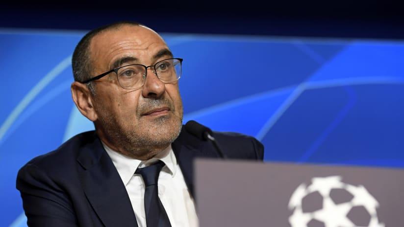 Conferenze Stampa | La vigilia di Atletico Madrid - Juventus