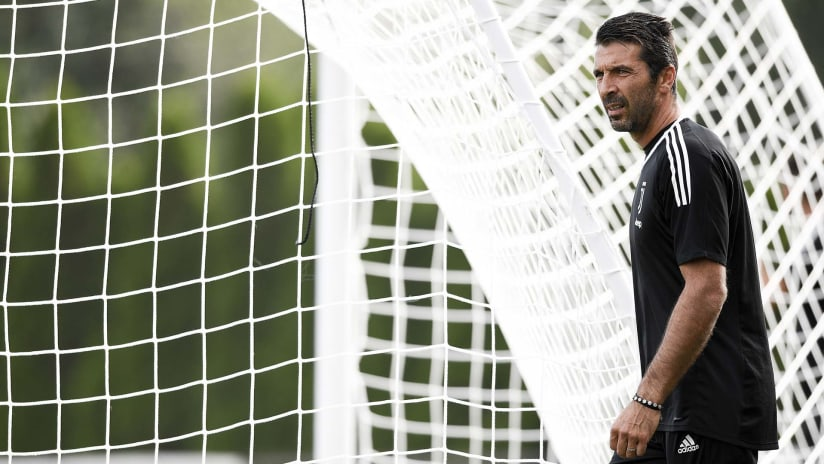 Juventus Summer Tour 2017 by Jeep | Focus on Gianluigi Buffon