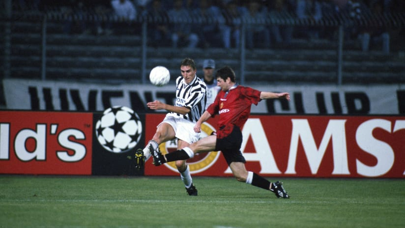 Classic matches UCL | Juventus - Manchester United 1996/97