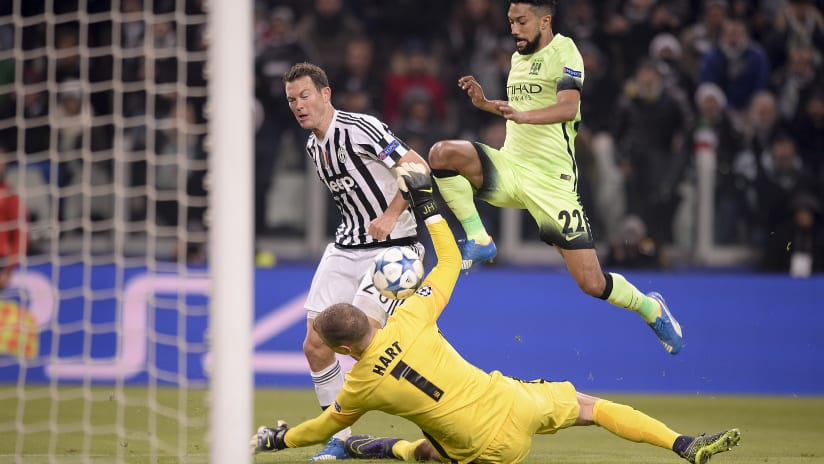 Classic match UCL | Juventus - Manchester City 1-0 15/16