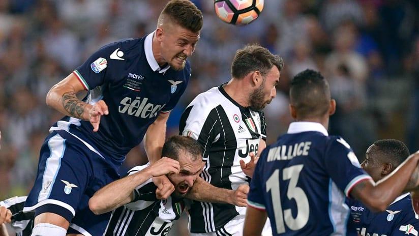 Accadde oggi: 2017 | Juventus - Lazio
