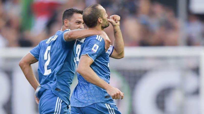 Serie A | Matchweek 1 | Parma - Juventus