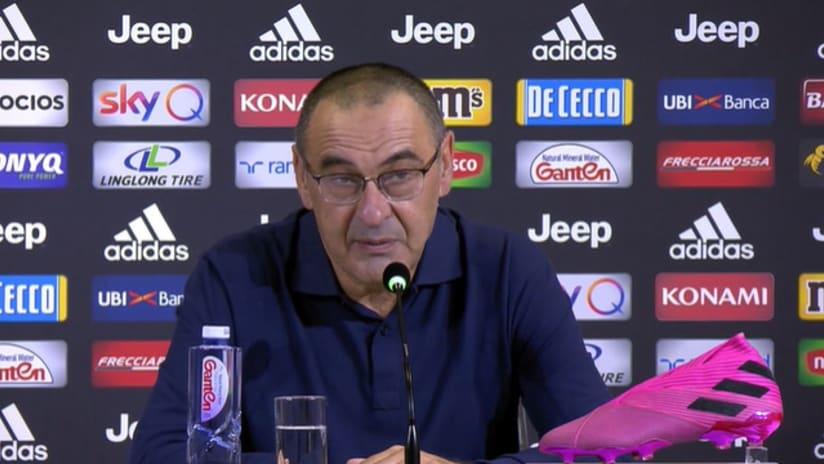 Press conference | Post Juventus - Hellas Verona