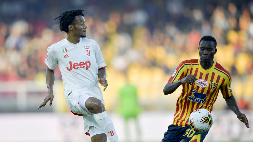 US Lecce v Juventus - Serie A