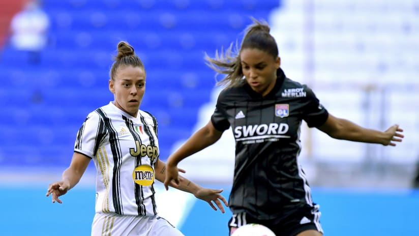 Women | Highlights Friendly | Lyon - Juventus