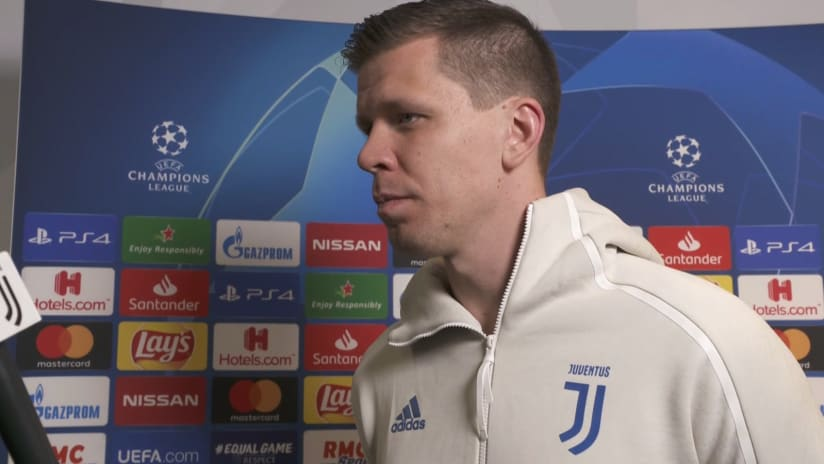 Lyon - Juventus | Szczesny: «We were better in the second half»