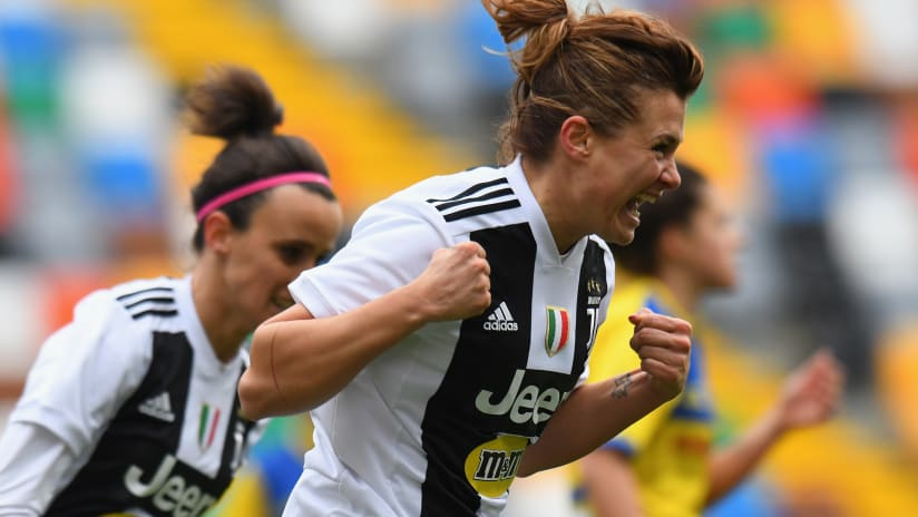 Women | Highlights Serie A | Tavagnacco - Juventus Women