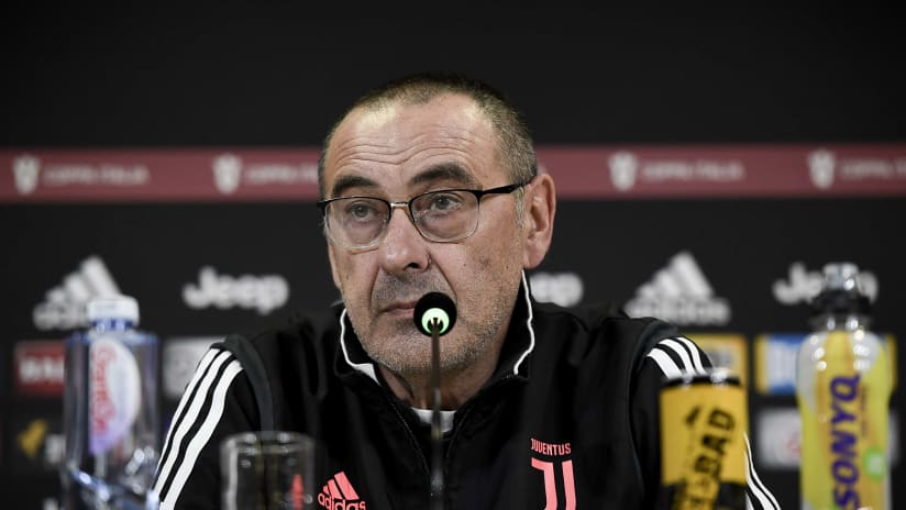 Press conference | The eve of Milan - Juventus