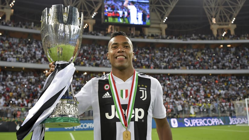 Happy Birthday Alex Sandro!