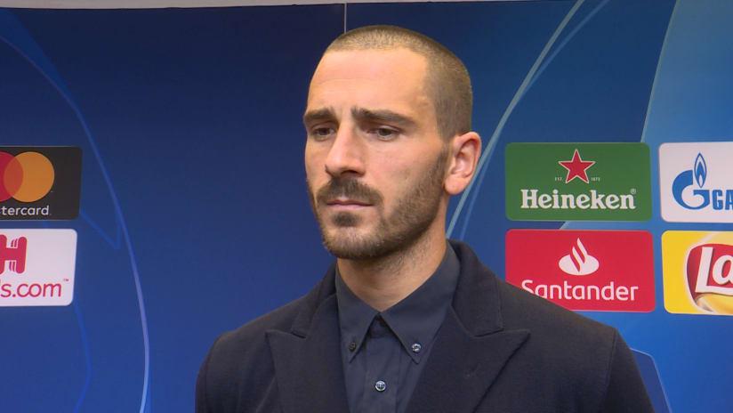 Juventus - Young Boys | Bonucci: «Grandissima vittoria, non era facile»