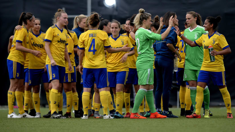 Women | Highlights Serie A | Valpolicella Chievo - Juventus