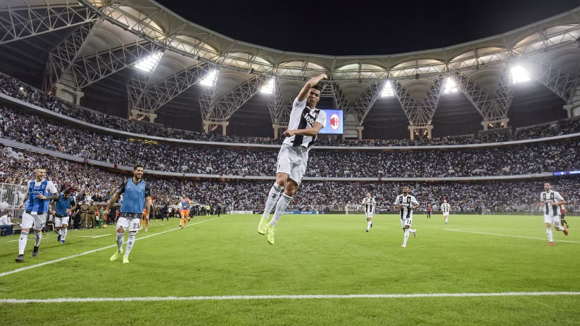 History | Ronaldo's Super Cup