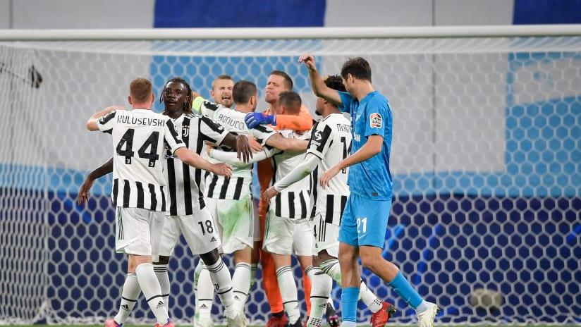The Movie | Zenit - Juventus