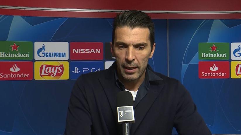 Bayer Leverkusen - Juventus | Buffon: «Una bella risposta di gruppo»