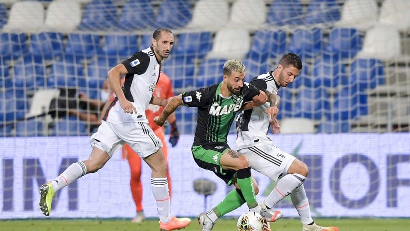Serie A | Matchweek 33 | Sassuolo - Juventus