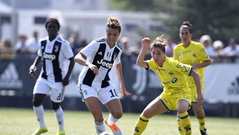 Women | Highlights Serie A | Juventus - Chievo Verona