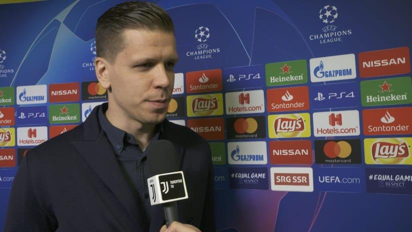 Young Boys - Juventus | Szczesny: «Vogliamo confermare il primo posto»