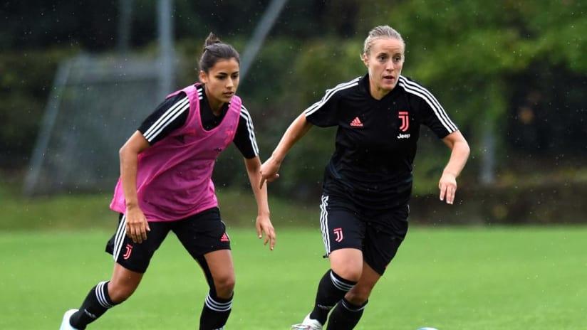 Training | Verso la sfida con il Barcellona