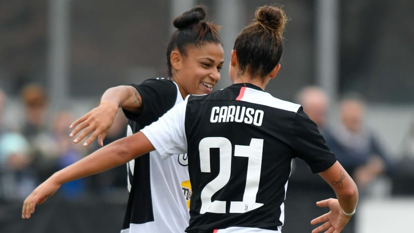 Women | Highlights Coppa Italia - Round of 16 | Chievo Fortitudo - Juventus