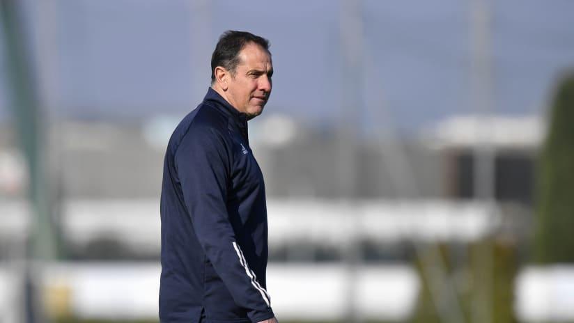 U23 | Zauli presenta Juventus - Pergolettese