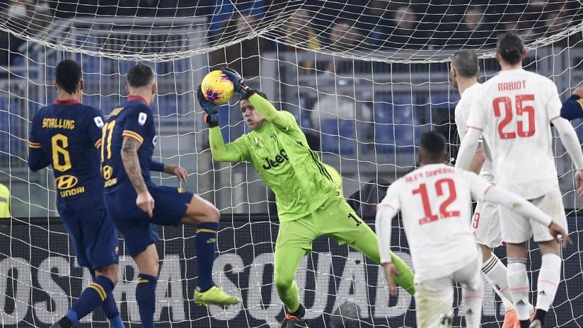 Pitchside view | Matchweek 19 | Roma - Juventus