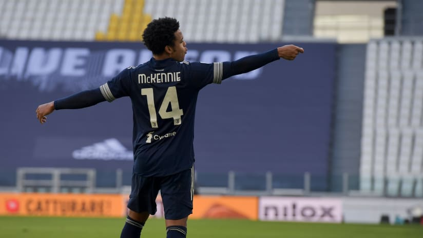 The Star of Texas! | Weston McKennie's First Season at Juventus So Far!