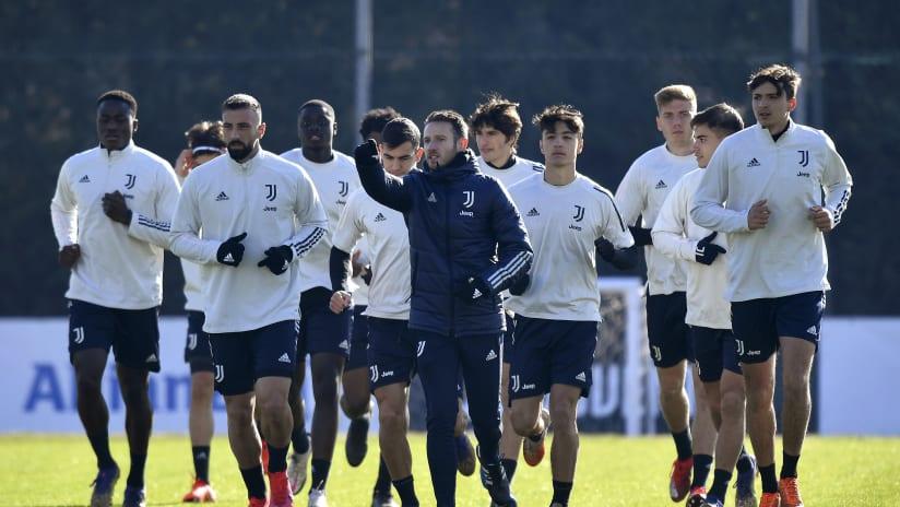 U23 | Next stop Juventus - Giana Erminio