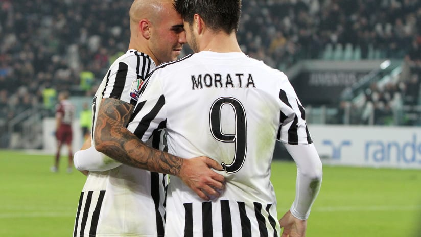 Assist+Gol | Morata-Zaza
