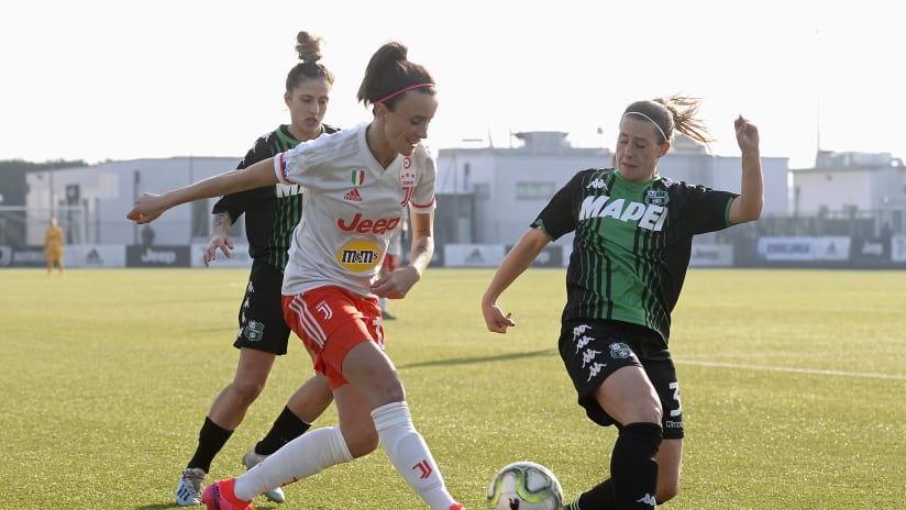 Women | Serie A - Giornata 13 | Juventus - Sassuolo