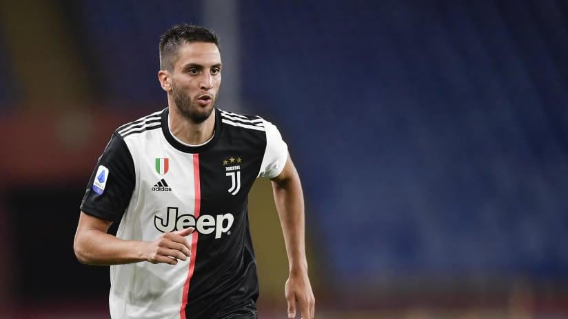 Bentancur Genoa Juventus 30 giugno 2020
