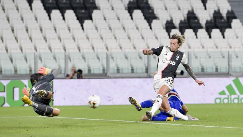 13 Juventus Sampdoria 26 luglio 2020