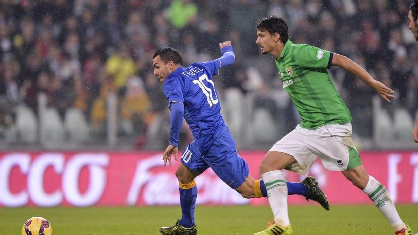 History | Juventus - Parma, il gol più argentino di Carlos Tevez