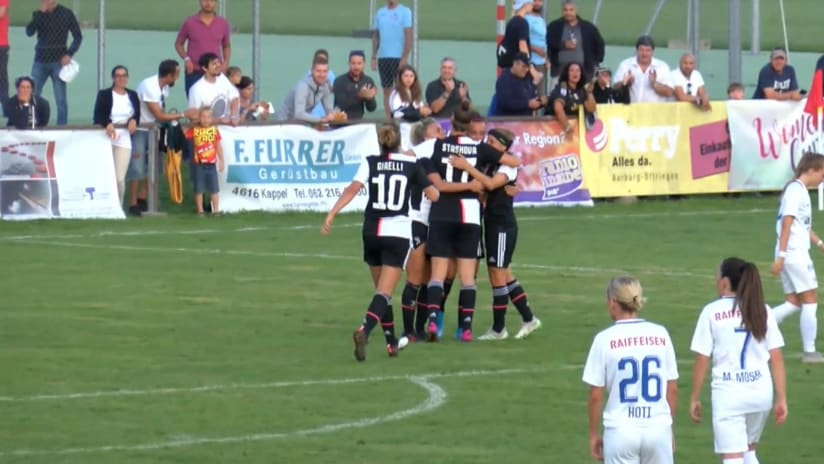 Women | Friendly | Zurich - Juventus