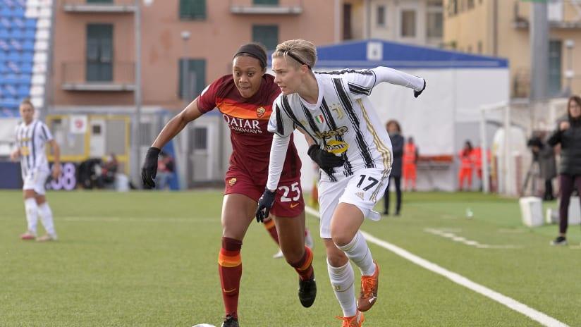 Women | Highlights Coppa Italia | Roma - Juventus