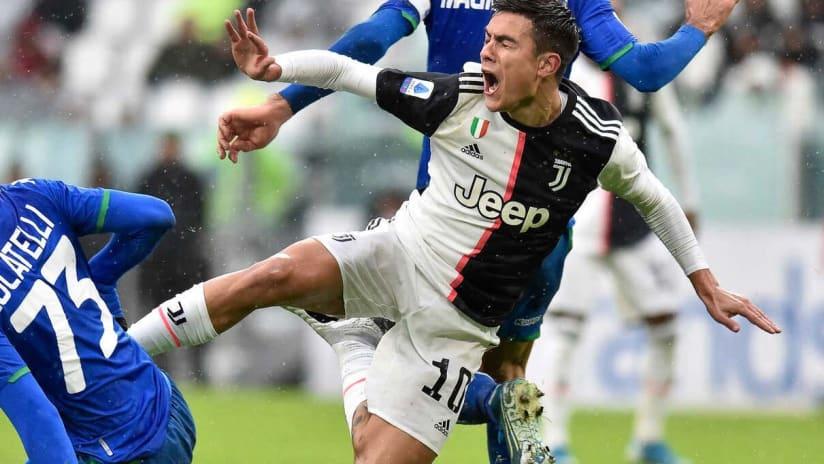 Pitchside view | Matchweek 14 | Juventus - Sassuolo