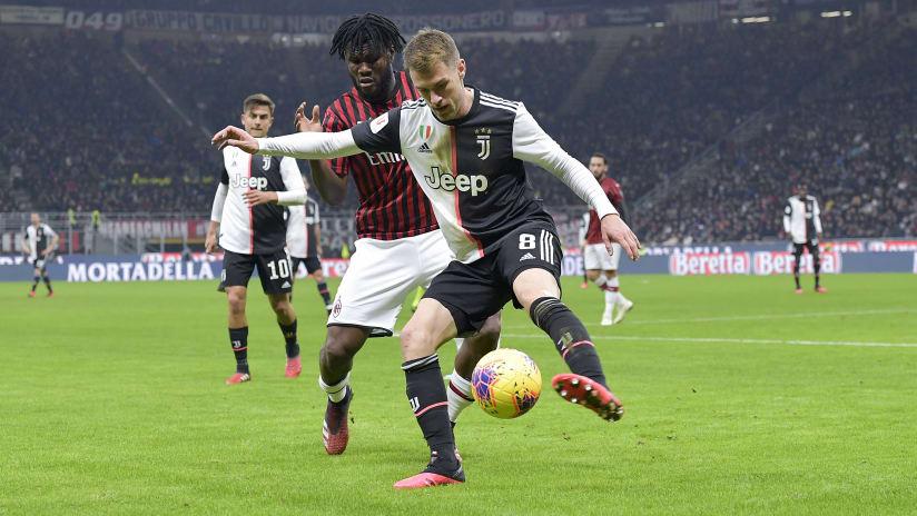 Highlights Coppa Italia | Milan - Juventus