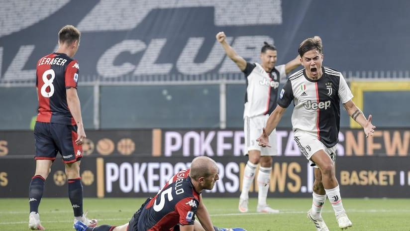 Serie A | Matchweek 29 | Genoa - Juventus