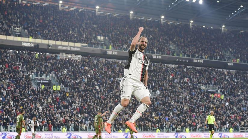Pitchside view | Matchweek 18 | Juventus - Cagliari